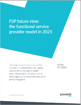 FSP future view: the functional service provider model in 2025