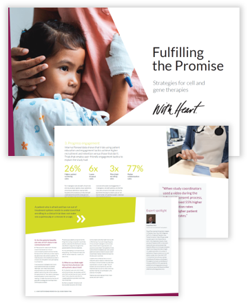 Fulfilling the promise: Strategies for cell and gene therapies