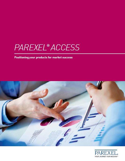 PAREXEL CRO Brochure